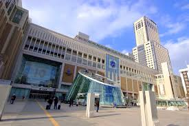 File:札幌駅(Sapporo Station - Hokkaido Railway company) - panoramio (2).jpg -  Wikimedia Commons