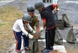 File:曽根訓練場を利用した防災訓練(第40普通科連隊・小倉) 教育訓練等 102.jpg - Wikimedia Commons